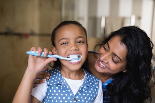 Help Your Kids Establish Good Oral Health Habits