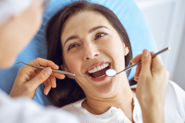 No time for the dentist? Here is what you are risking