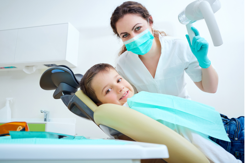 Choosing a Dentist for Your Children | Dental Remedies