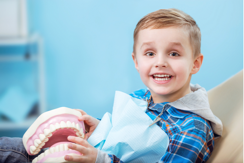 Four Actions that Will Keep Your Children's Oral Health on Track | Dental Remedies