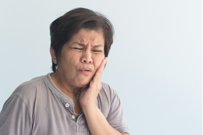 Oral Pain Should Prompt You to Take Action
