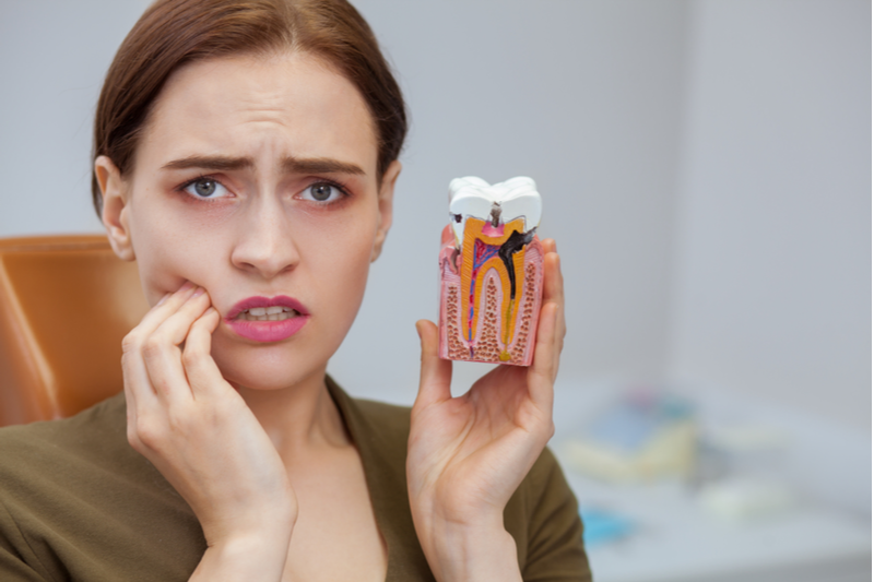 What to Do When You Suspect You Have a Cavity